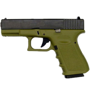 Glock 23, KJ Works, OD