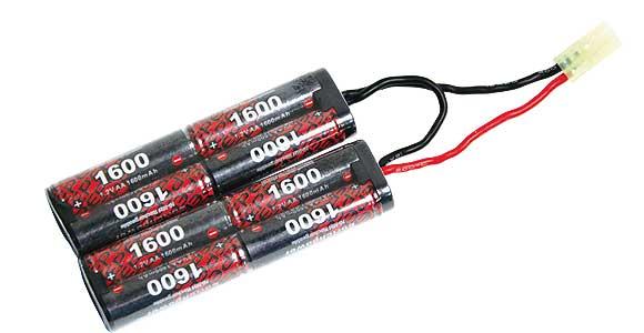 NiMh batterier