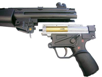 Delar till ICS MP-5