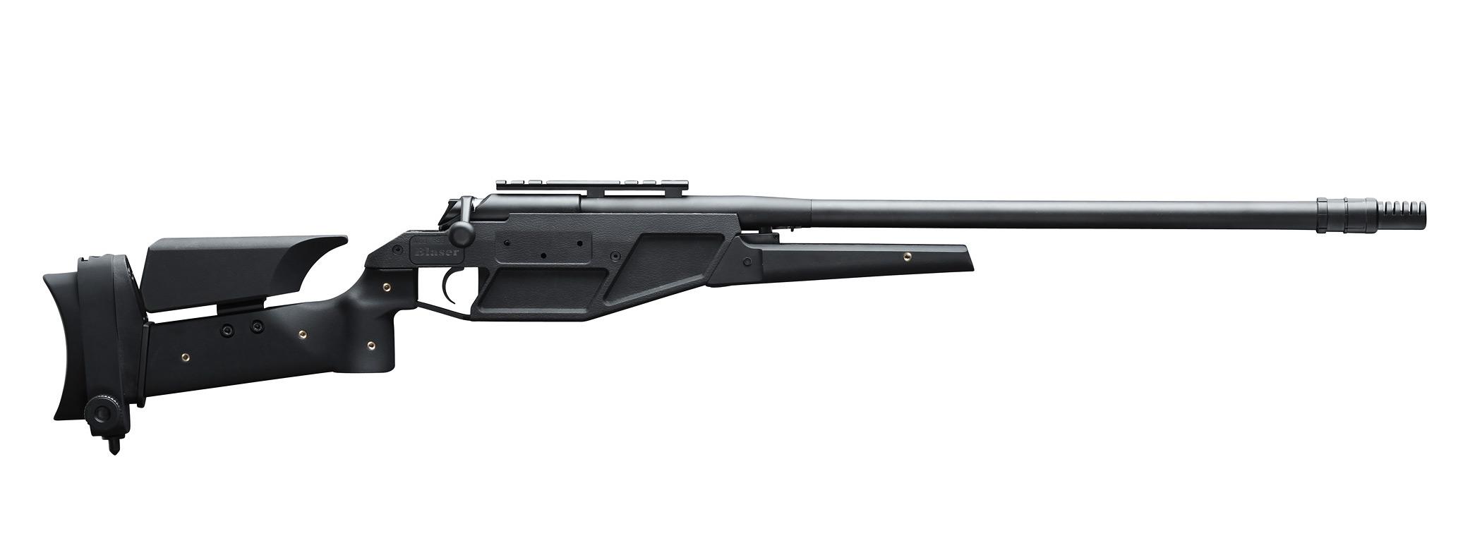Fjädervapen (t ex hagelgevär, prickskyttegevär)