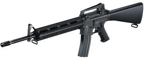 M16 A3 with RAS