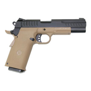 KP-08 KJ Works pistol, Tan CO2