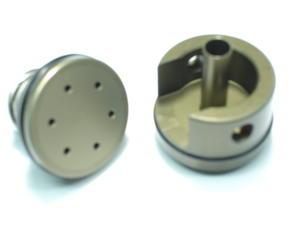 Cylinder- och pistonghuvud till V3 gearbox