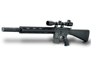 M16 sniper kit