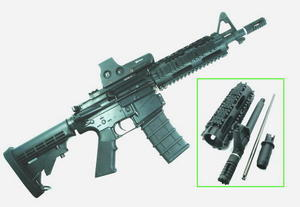 F8R CQB Commando front conversion kit