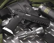 KP-06 KJW High-capa pistol
