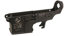 Lower Receiver, metall