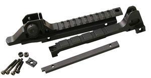 CXP Front Sight&Tactical Rail Assembly