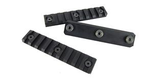 ICS Key Mod rail, long, 95mm