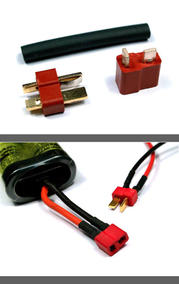 Ultra Plug (T-Shape Connector)