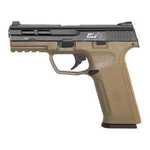 GBB pistol BLE Alpha, svart/tan XAE