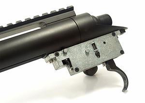 Prickskyttegevär MOD 24 USR 150, Svart