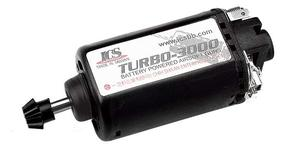 TURBO 3000 Motor (short pin)